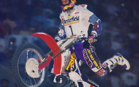 25 Memorable Moments – #01 Supercross Masters 1993
