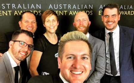 Sold Out wins Best Community Event Awards at Australian Event Awards 2017