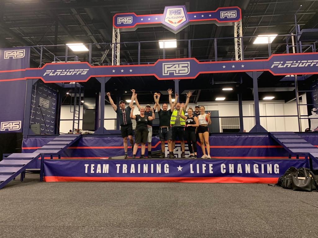 Picture of F45 arena