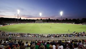 Picture of Manuka Oval in Canberra