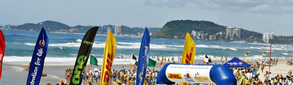 25 MEMORABLE MOMENTS – Surf Life Saving Events